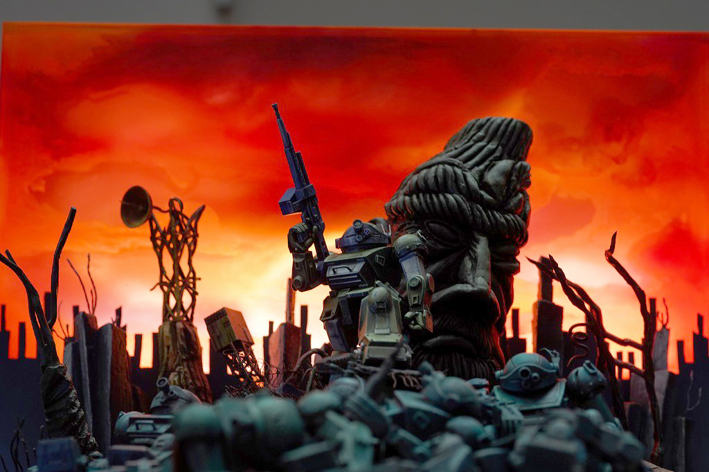 装甲騎兵ボトムズ The destiny of blaze ~炎のさだめ~ / コーディ